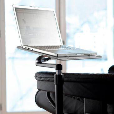 Ekornes Personal Computer Table in Teak, , large