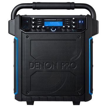 Denon Commander Sport Water-Resistant Portable P.A. Speaker, , large