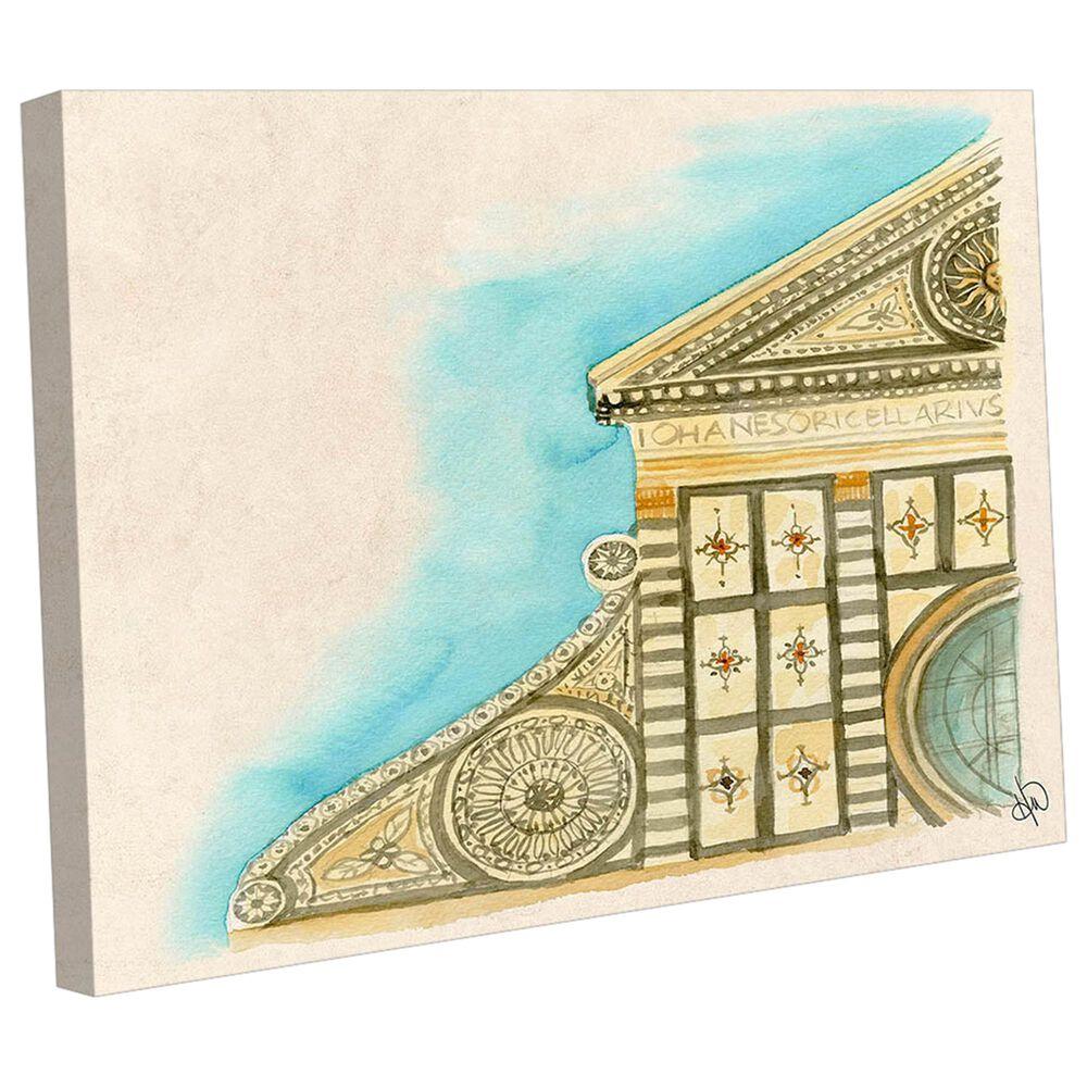 "Kathy Ireland Home ""Santa Maria Novella"" 11"" x 14"" Canvas Wall Art Print, , large"