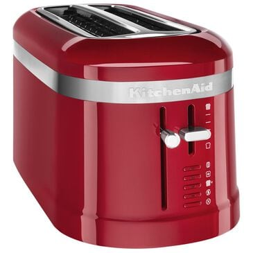 KitchenAid 4-Slice Long Slot Toaster in Empire Red, , large