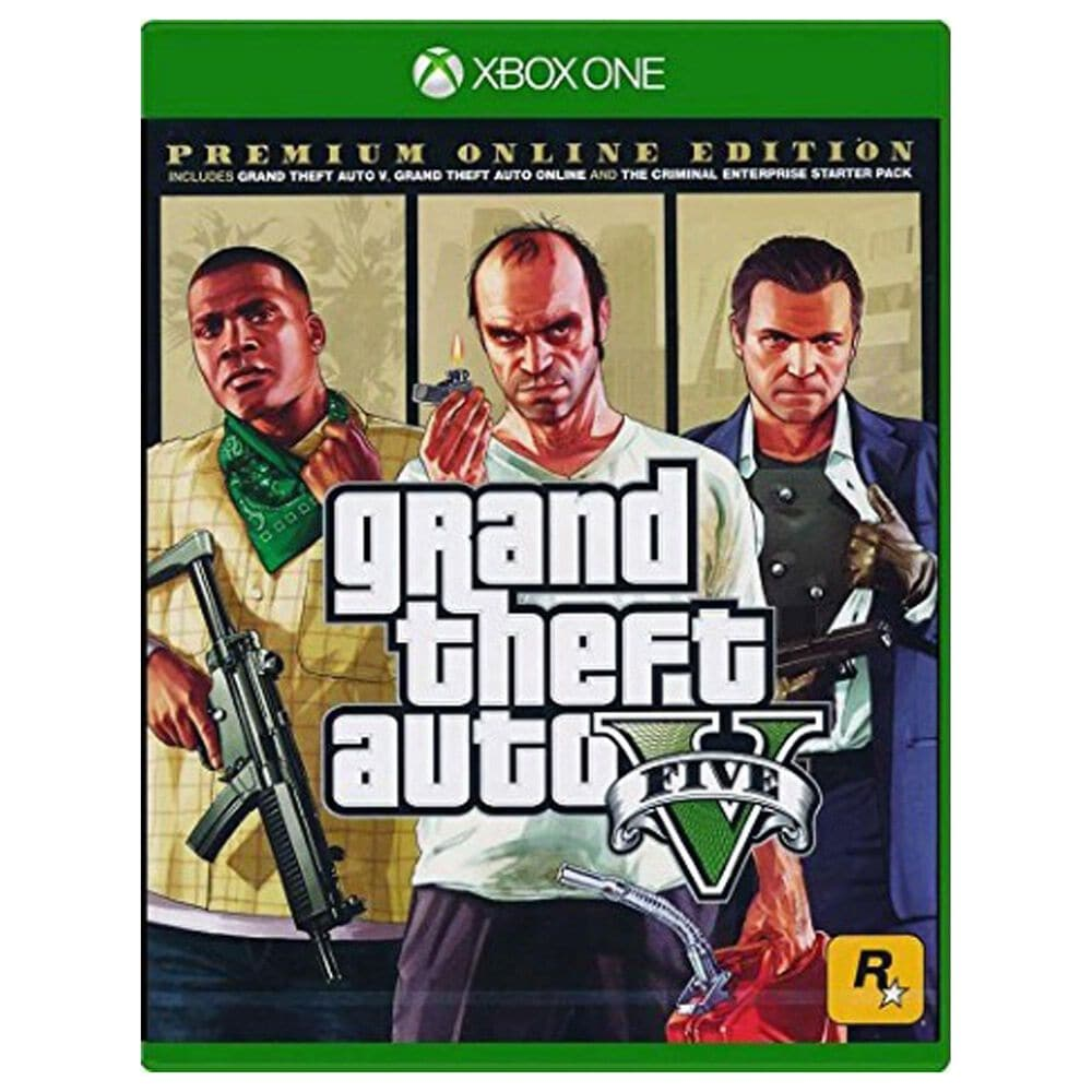 Grand Theft Auto V: Premium Online Edition - Xbox One, , large