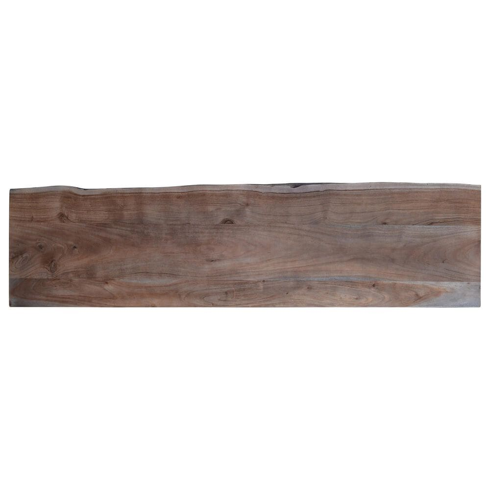 Waltham Nature's Edge Sofa Counter Dining Table in Slate, , large