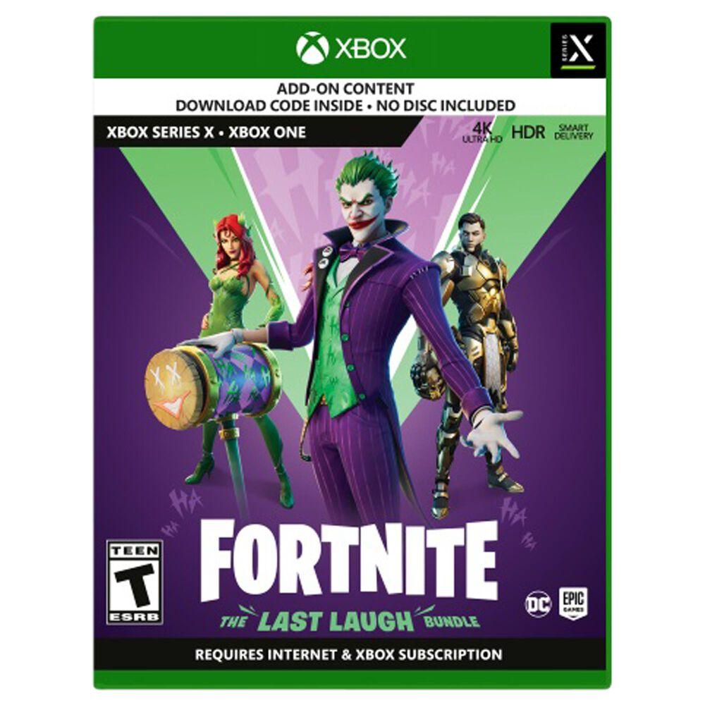 Fortnite: Last Laugh Bundle - Xbox One - Xbox Series X, , large
