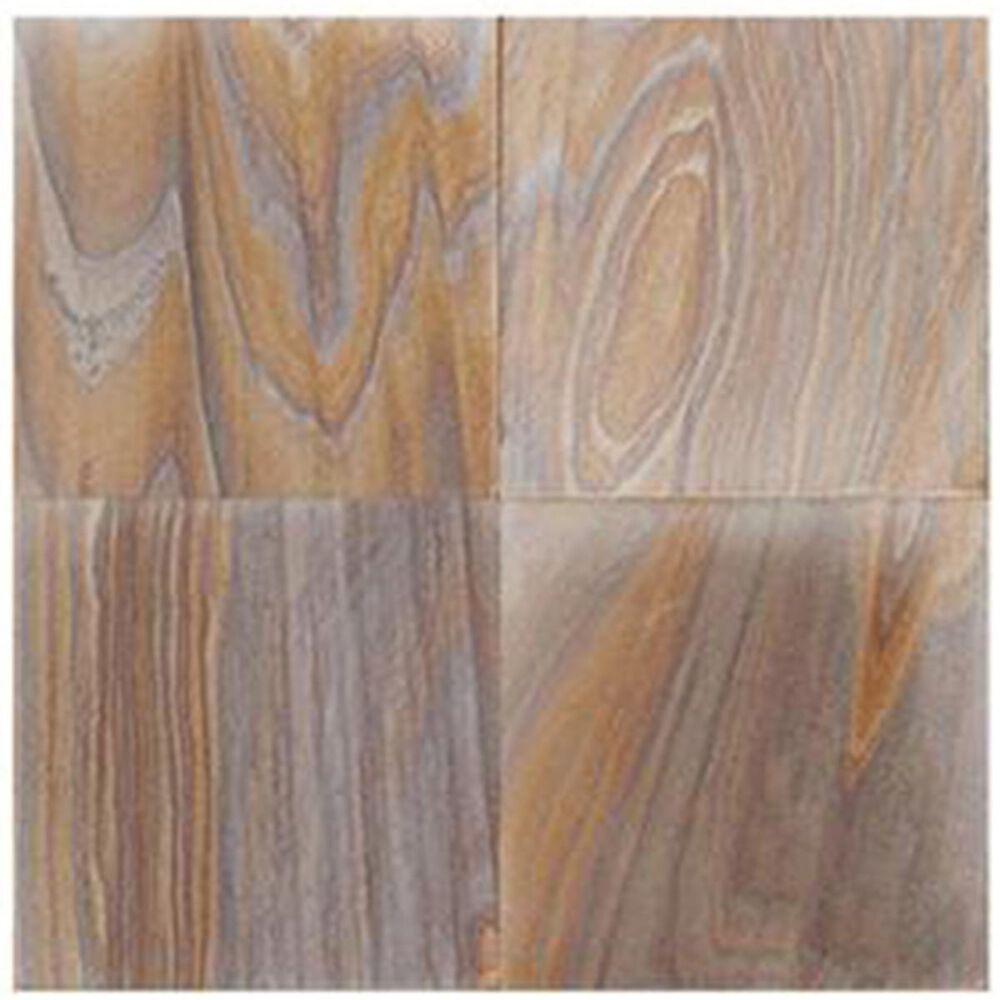 "MS International Rainbow Teak 12"" x 12"" Gauged Natural Stone Tile, , large"