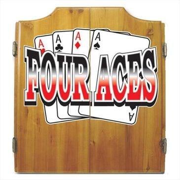 Timberlake Four Aces Dart Cabinet, , large