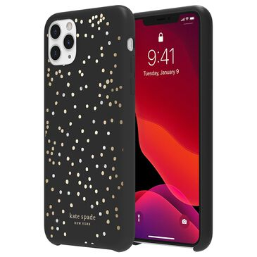 Kate Spade New York Hardshell Case For Apple iPhone 11 Pro Max in Disco Dots, , large