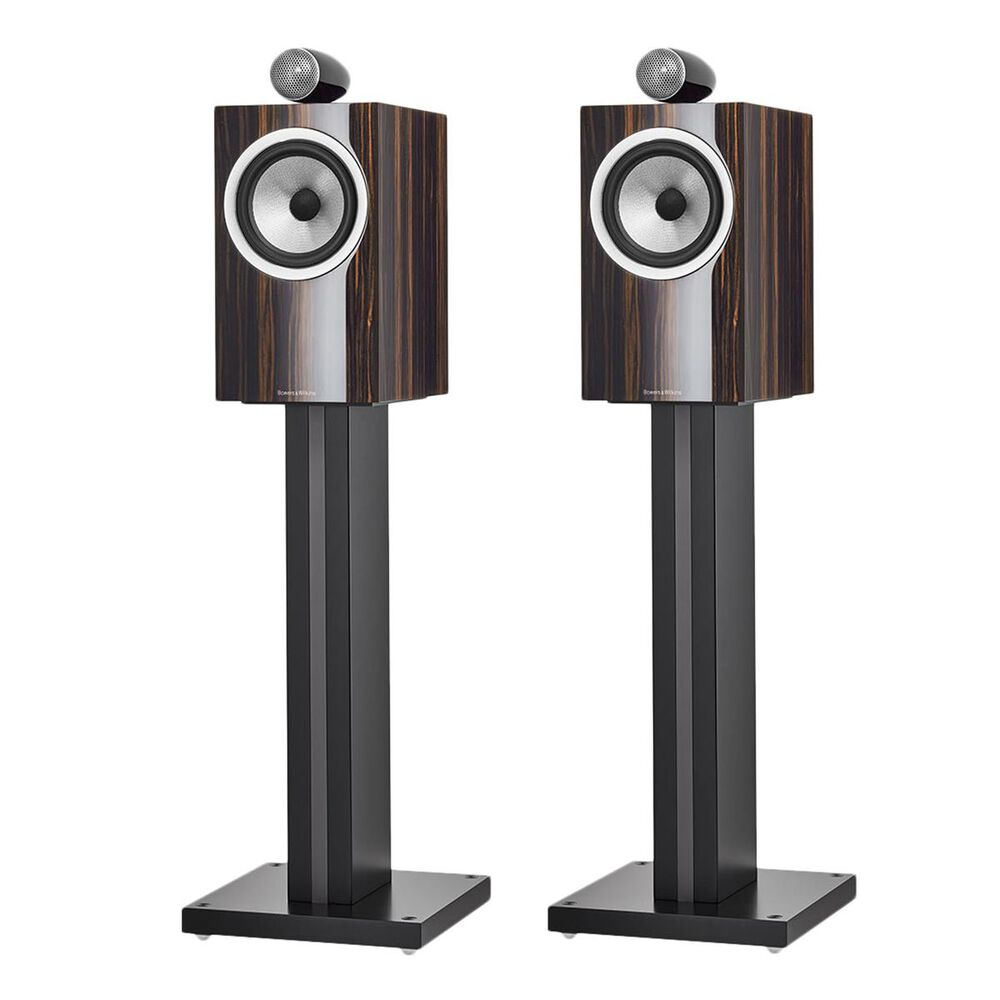 Bowers and Wilkins 2-Way Stand Mount Speaker Pair in Datuk Gloss, , large