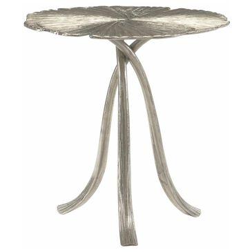 Bernhardt Annabella End Table in Satin Nickel, , large