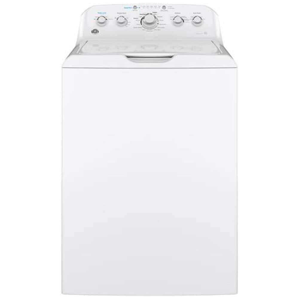 GE Appliances 4.5 Cu Ft. Capacity Washer with Stainless Steel Basket , , large