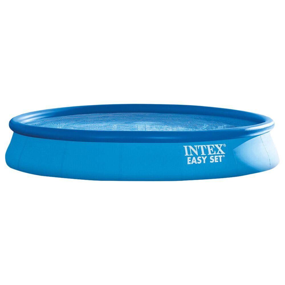 "Intex 15' x 33"" Easy Set Pool Set in Blue, , large"