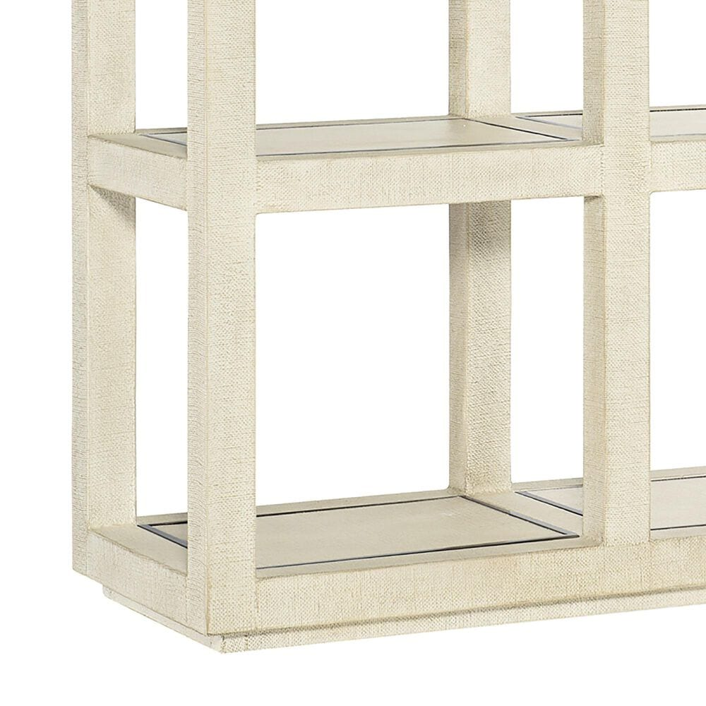 Hooker Furniture Cascade Console Table in Champagne, Cream, and Tan, , large