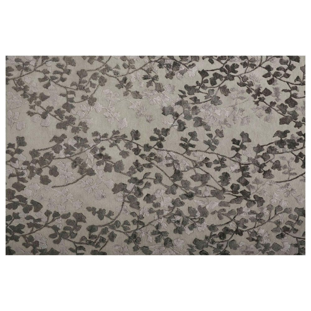 Feizy Rugs Bella 9' x 12' Gray Area Rug, , large