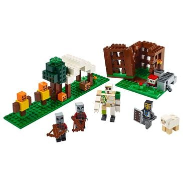 LEGO Minecraft The Pillager Outpost, , large