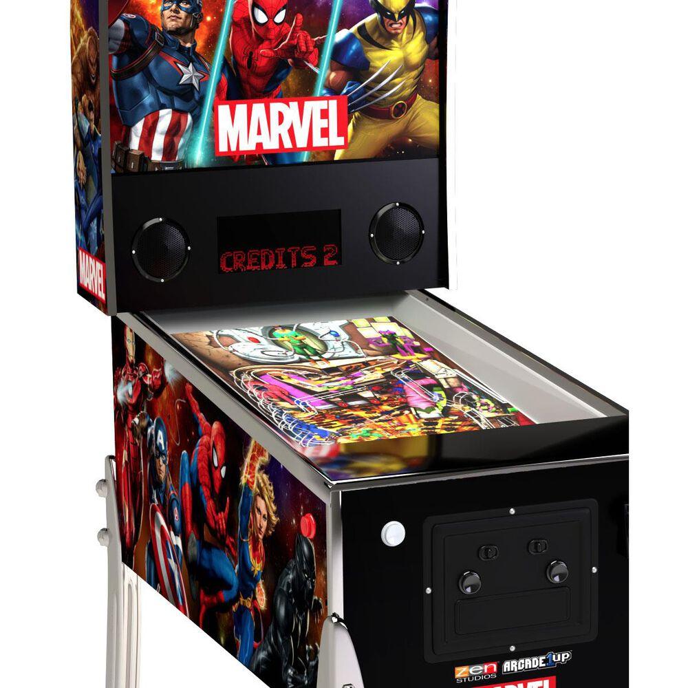 Arcade1up Marvel Pinball Machine, , large