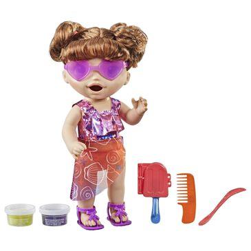 Hasbro Sunshine Snacks Doll in Brown Hair, , large
