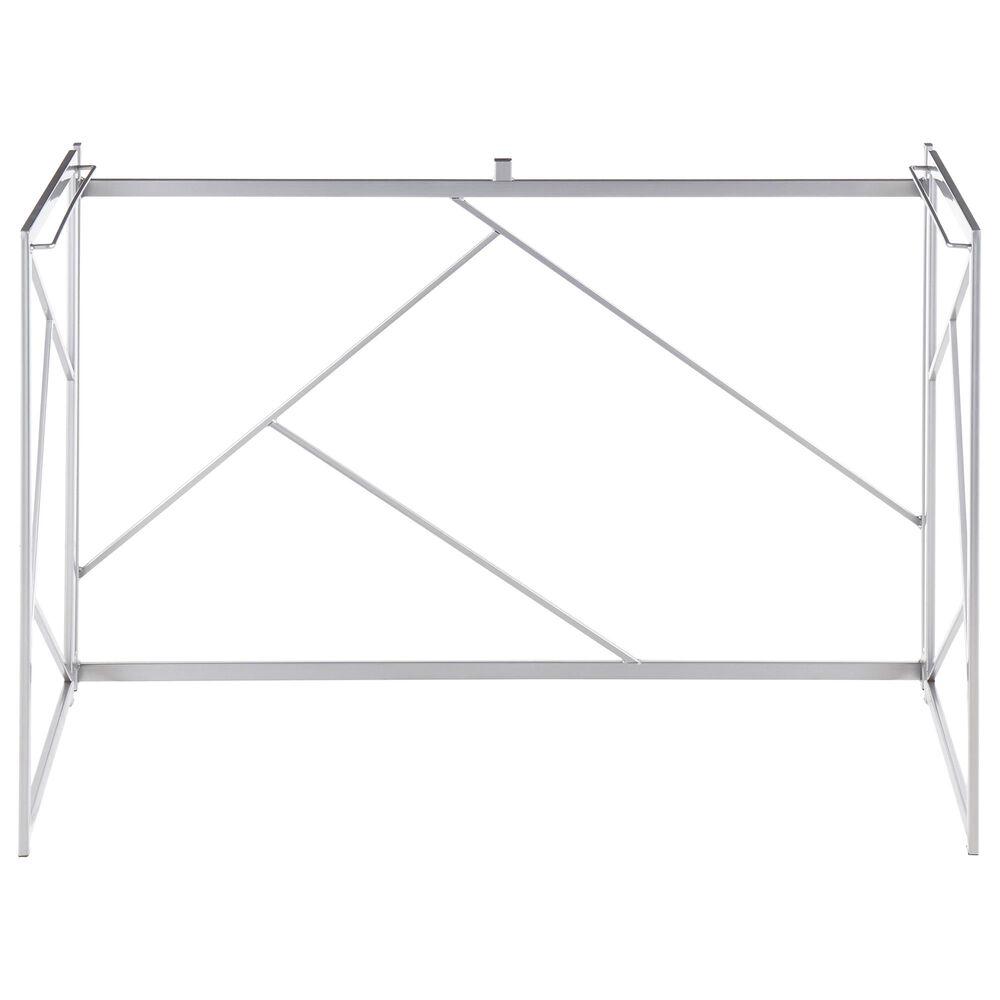 Lumisource Folia Desk in Black/Silver, , large