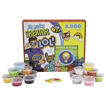Fat Brain Toys 3000-Piece Jixelz Creator Puzzle, , large