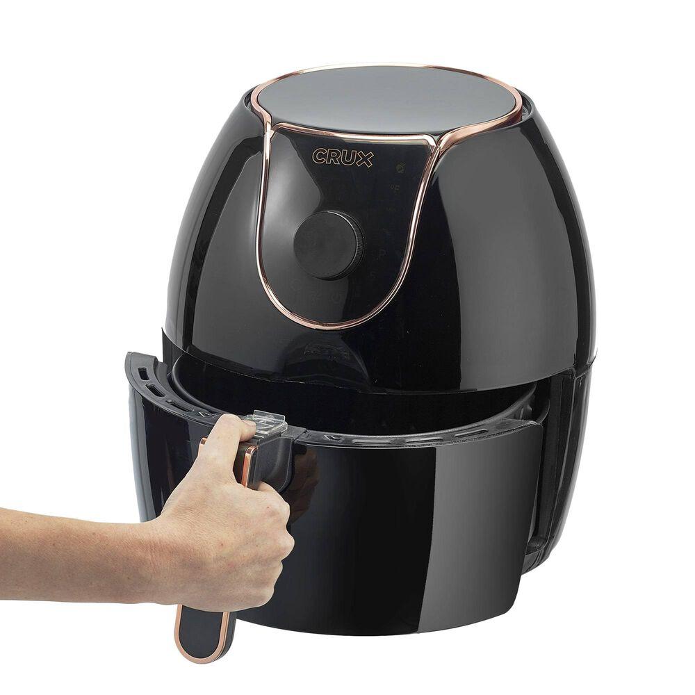 CRUX 5.3 Qt. Digital Air Convection Fryer, , large