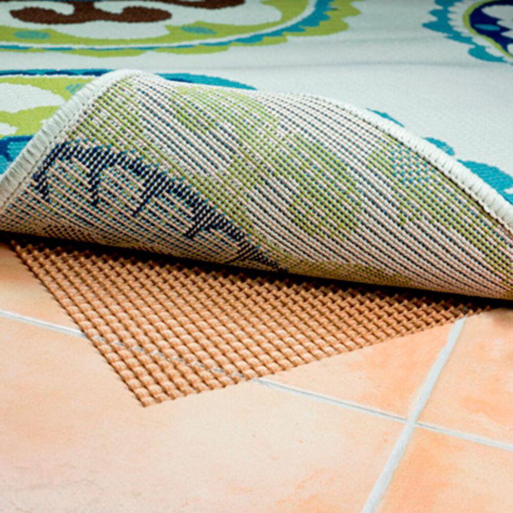 """Oriental Weavers Outdoor 4'8"""" x 7'6"""" Rug Pad, , large"""