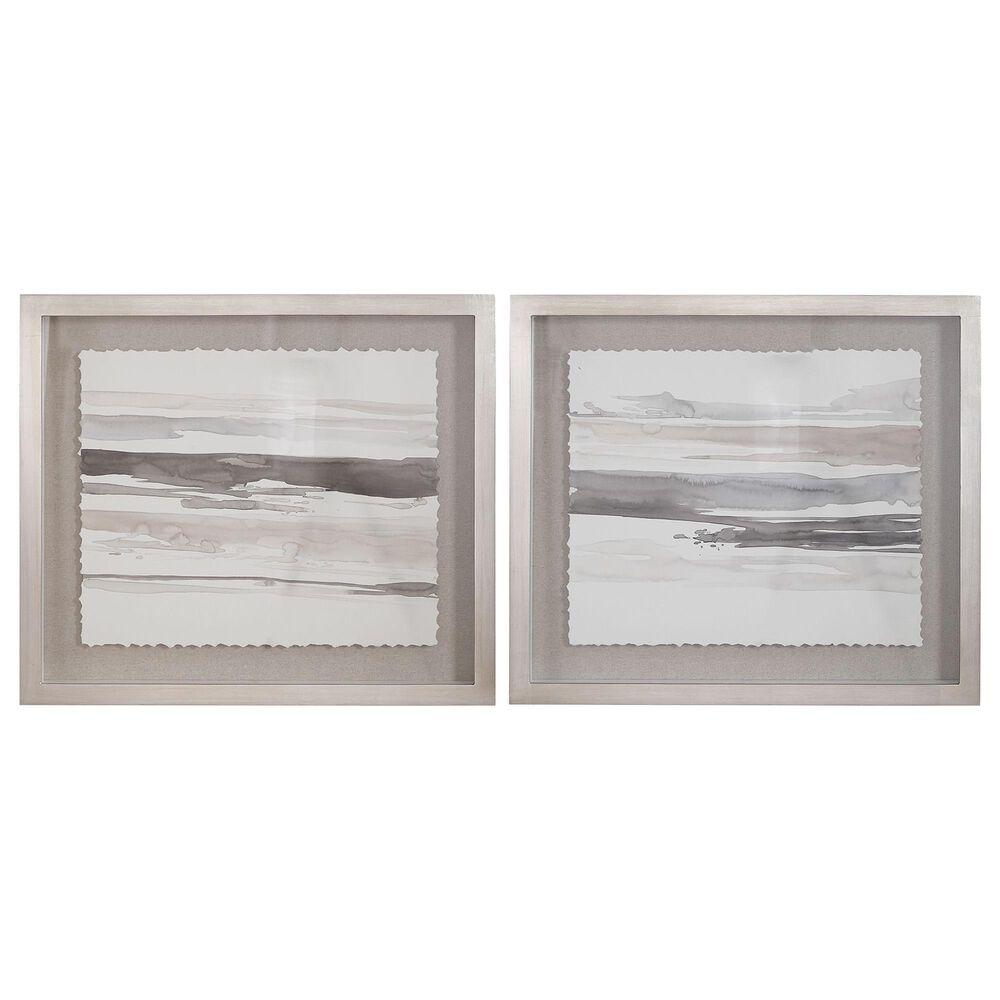 Uttermost Neutral Landscape Framed Prints (Set of 2), , large
