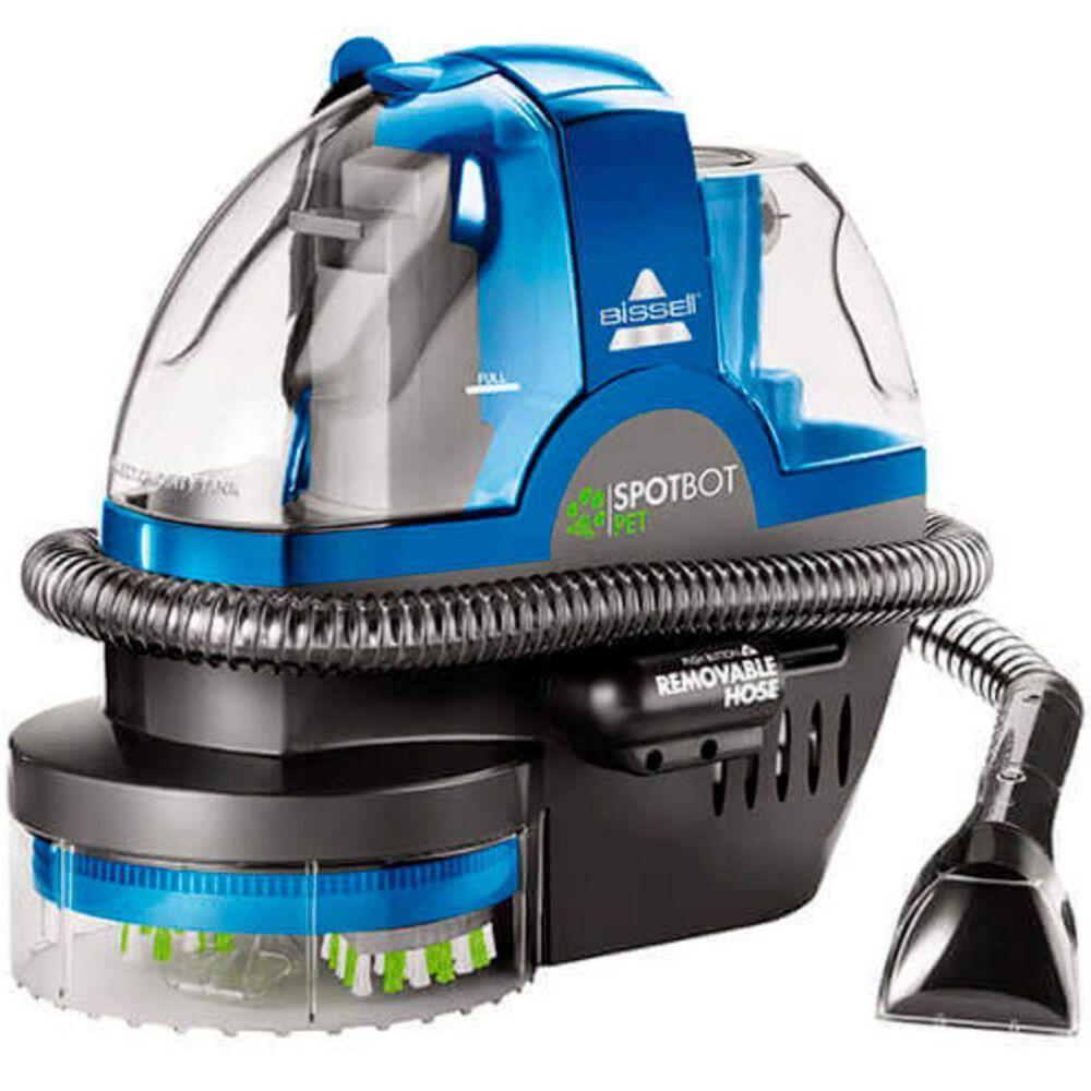 Bissell SpotBot Pet Portable Deep Carpet Cleaner, , large