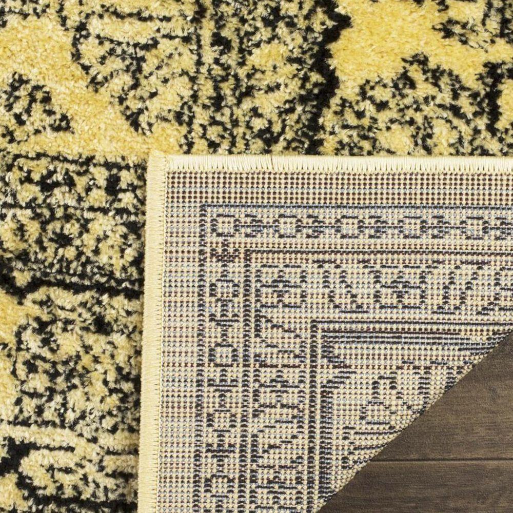 "Safavieh Adirondack ADR108H 5'1"" x 7'6"" Gold and Black Area Rug, , large"