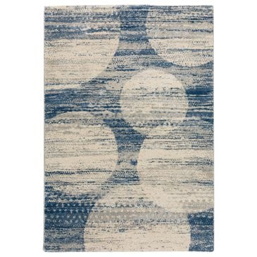 "Dalyn Rug Company Orleans OR17IN 5'1"" x 7'5"" Indigo Area Rug, , large"