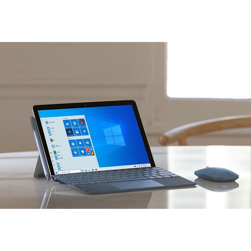 """Microsoft 10.5"""" Surface Go 2 64GB in Platinum 