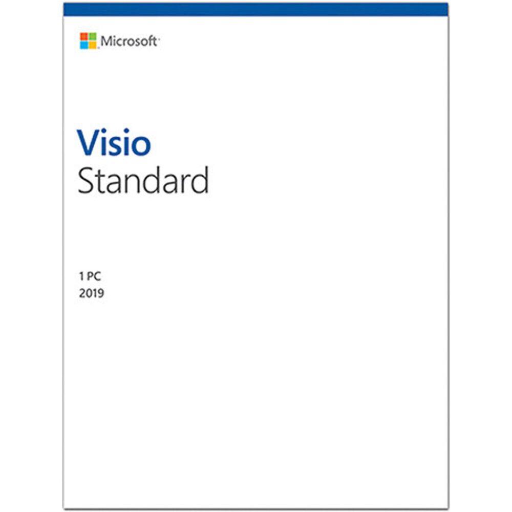 Microsoft Visio Standard 2019, , large