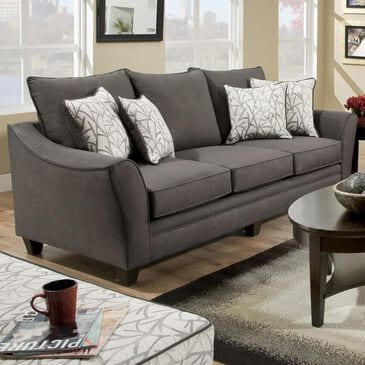 Southaven Stationary Sofa in Flannel Seal, , large