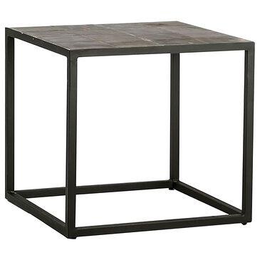 Blue Sun Designs Macha Side Table in Black, , large