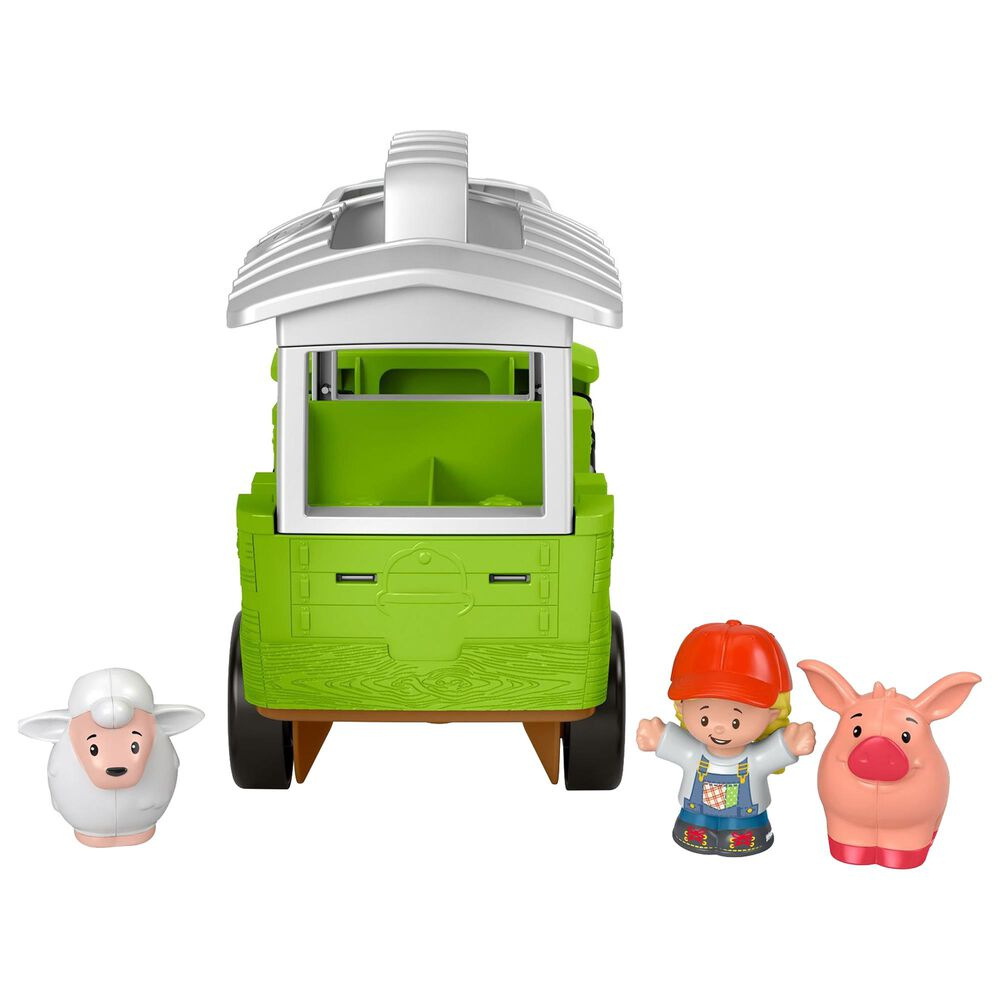 Fisher-Price Little People Caring for Animals Tractor, , large