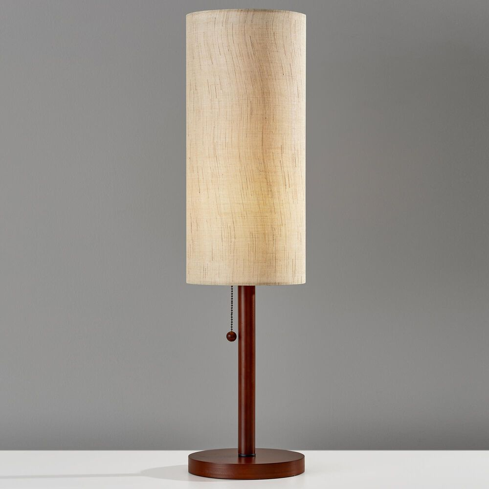 Adesso Hamptons Table Lamp in Walnut, , large