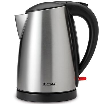 Englewood Aroma 1.7 Liter 7 Cup Stainless Steel Electric Water Kettle , , large