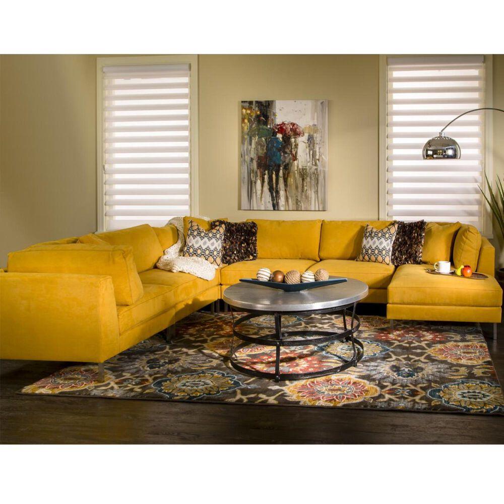 "Oriental Weavers Sedona 6369D 6'7"" x 9'1"" Brown Area Rug, , large"
