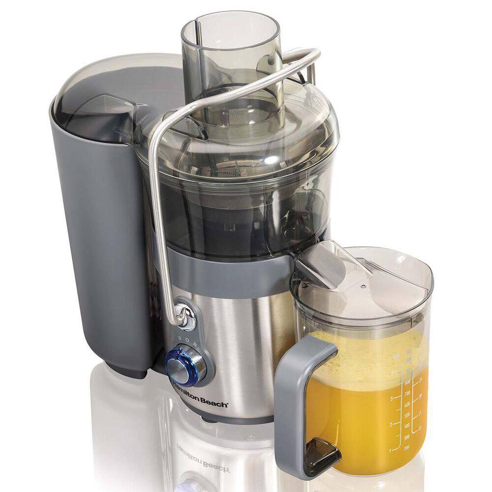 Hamilton Beach Big Mouth Premium Juice Extractor, 2 Speeds, , large