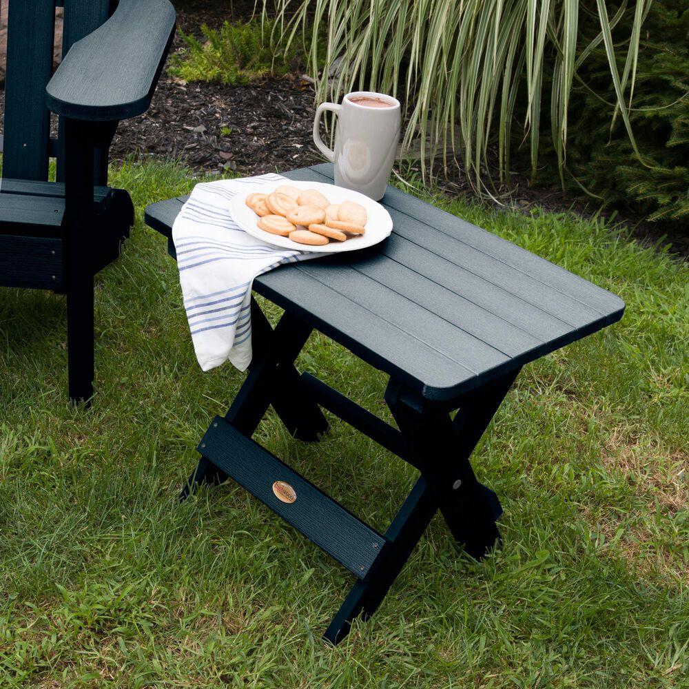 Highwood USA Adirondack Side Table in Federal Blue, , large