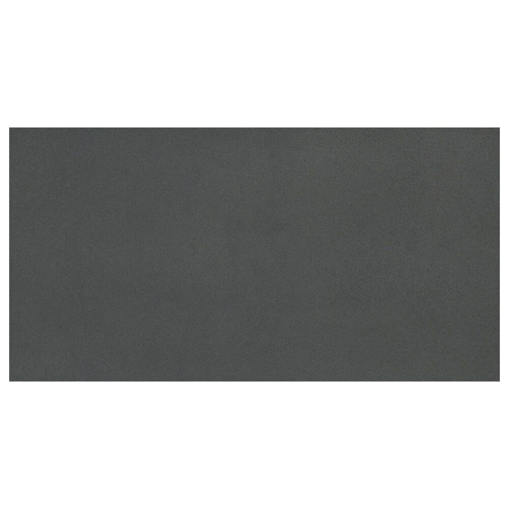 "Emser Building Blocks Concrete Black 15"" x 29"" Porcelain Tile, , large"