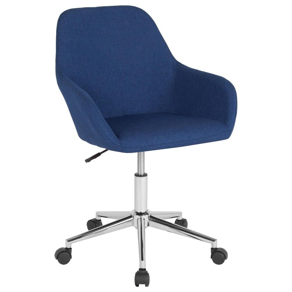 Flash Furniture Cortana Office Chair in Blue, , large