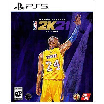 NBA 2K21 Mamba Forever Edition - PlayStation 5, , large