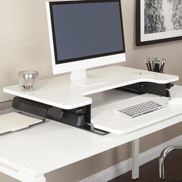 OSP Home Prado Desk Riser in White, , large