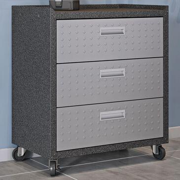 "Dayton Fortress 31.5"" Garage Mobile Cabinet in Grey, , large"