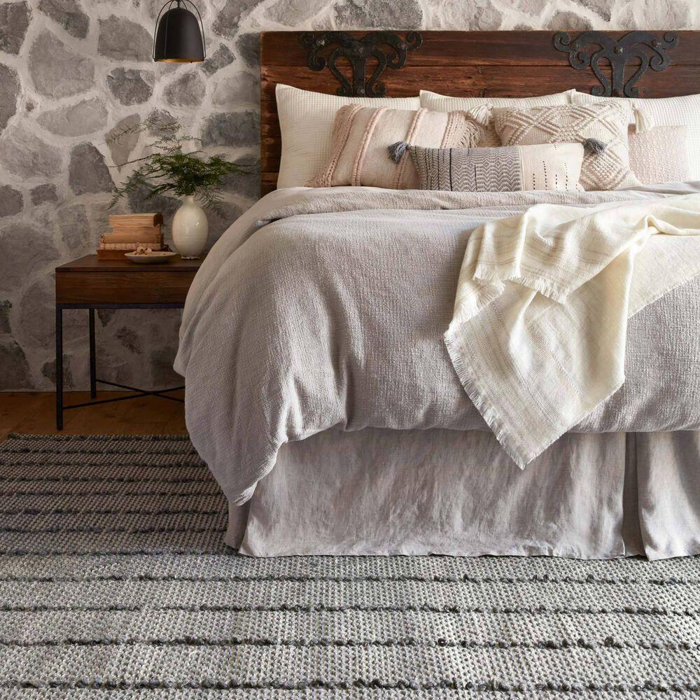 """Magnolia Home Elliston 9'3"""" x 13' Charcoal Area Rug, , large"""