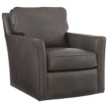 Hooker Furniture Mandy Club Chair in Grey, , large