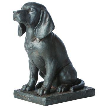 Alfresco Home Noble Dog in Black Rust, , large