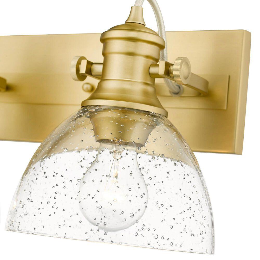 Golden Lighting Hines 3-Light Bath Vanity in Brushed Champagne Bronze, , large