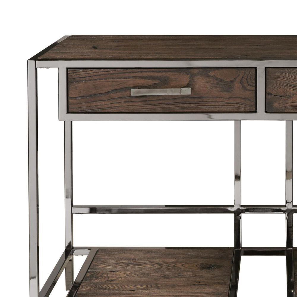 Accentric Approach Accentric Accents Sofa Table in Brown, , large