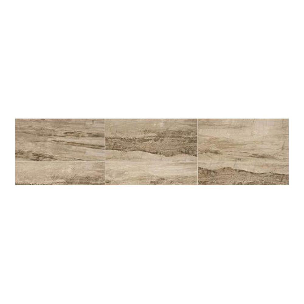 "Dal-Tile River Marble Sandy Flats 6"" x 24"" Matte Porcelain Tile, , large"