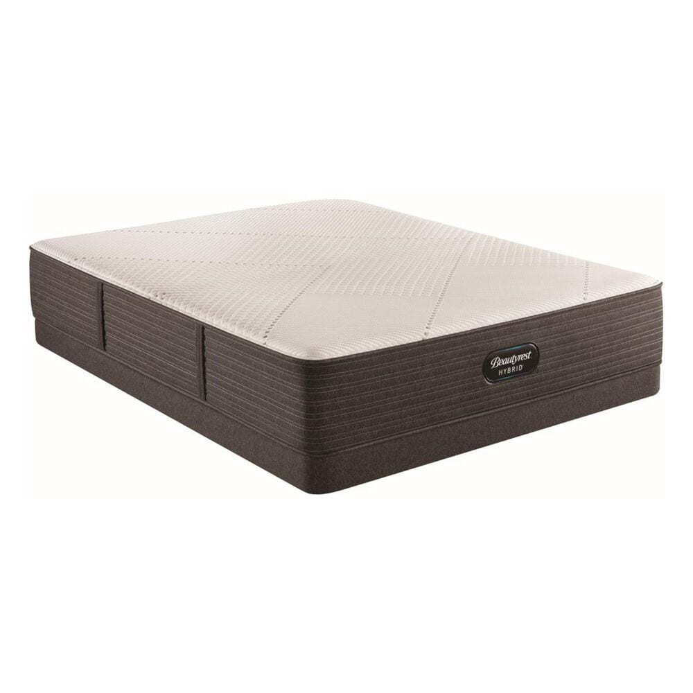 Beautyrest Hybrid 1000-IP Medium Twin Mattress with Low Profile Box Spring, , large