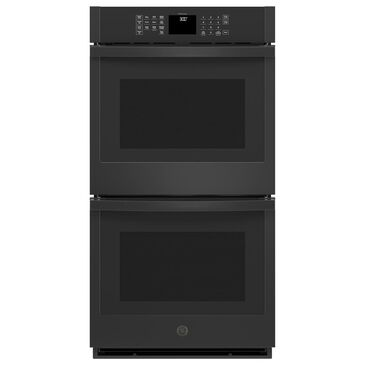 """GE Appliances 27"""" Built-In Double Wall Oven in Black, , large"""